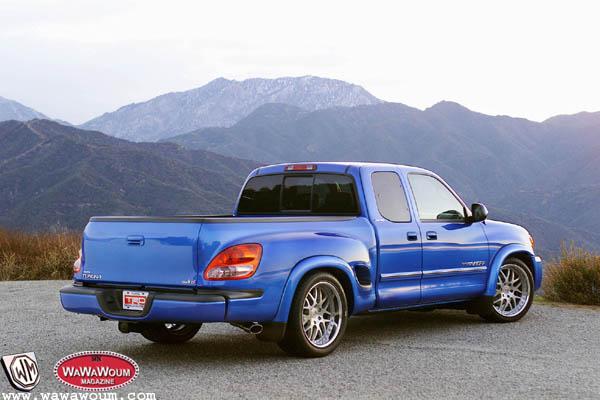 2003 Tundra Sport 9